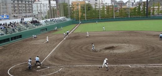 秋季東京都高等学校野球大会「堀越 - 目白研心」