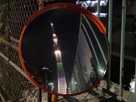 東京スカイツリー(1)