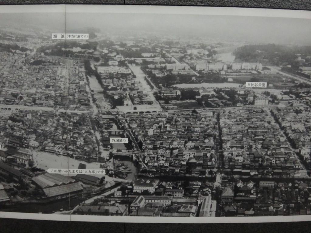 明治37年の東京