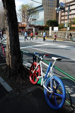 個性的な自転車(2)