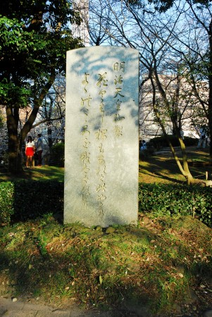 隅田公園にて(墨田区)(2)