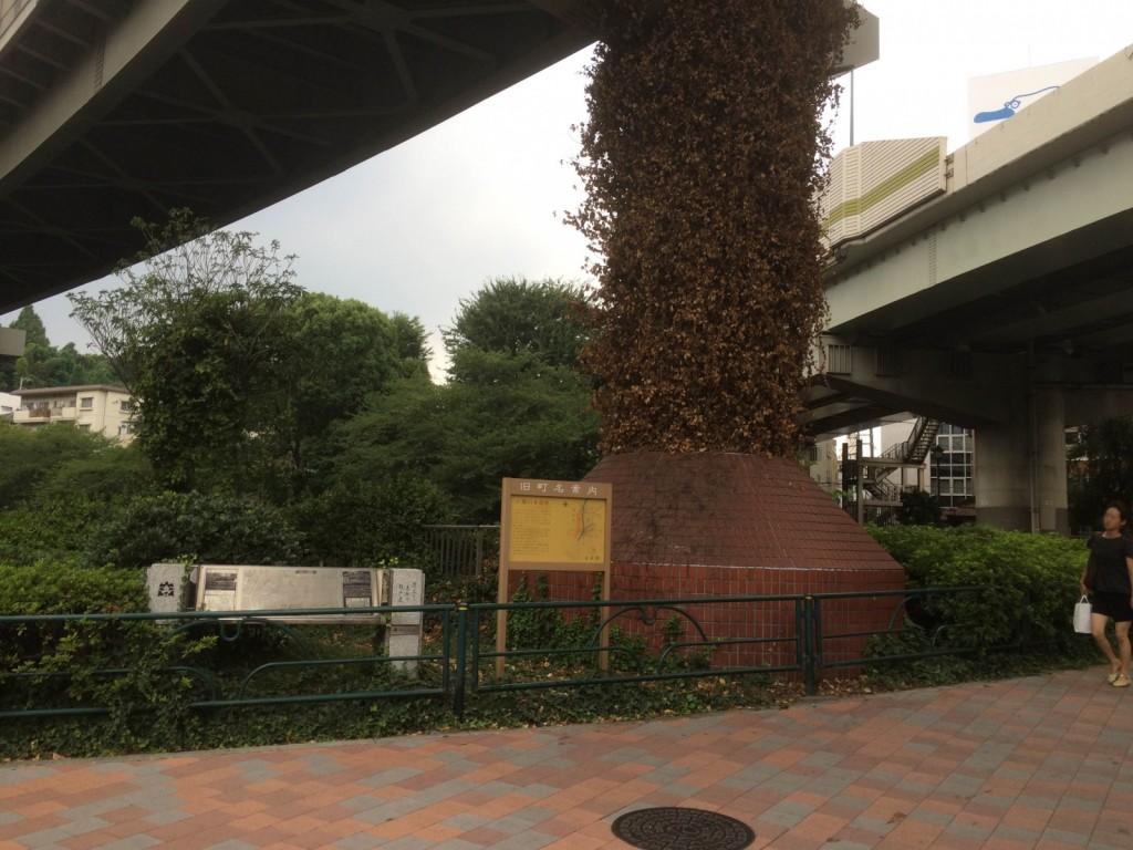 新江戸川公園とその周辺