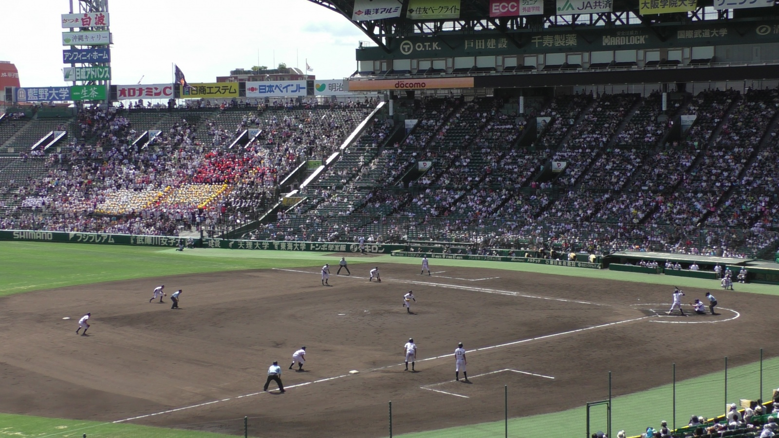 第97回全国高校野球選手権大会~第2日:第3試合「九州国際大付VS鳴門」(下)~