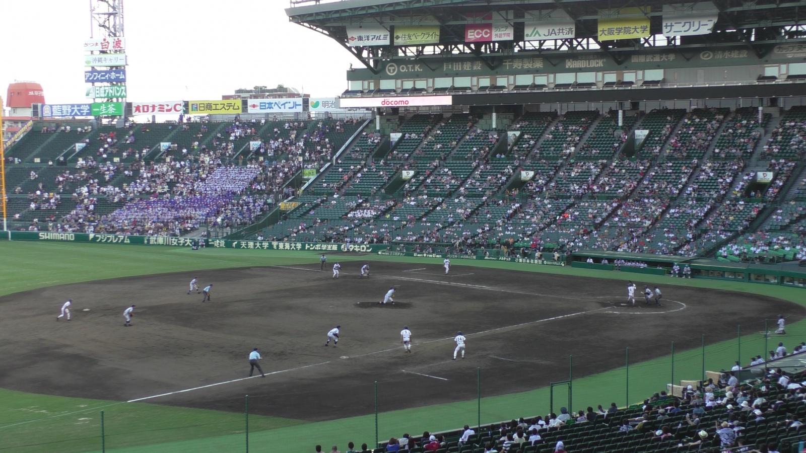 第97回全国高校野球選手権大会~第2日:第4試合「東海大甲府VS静岡」(上)~
