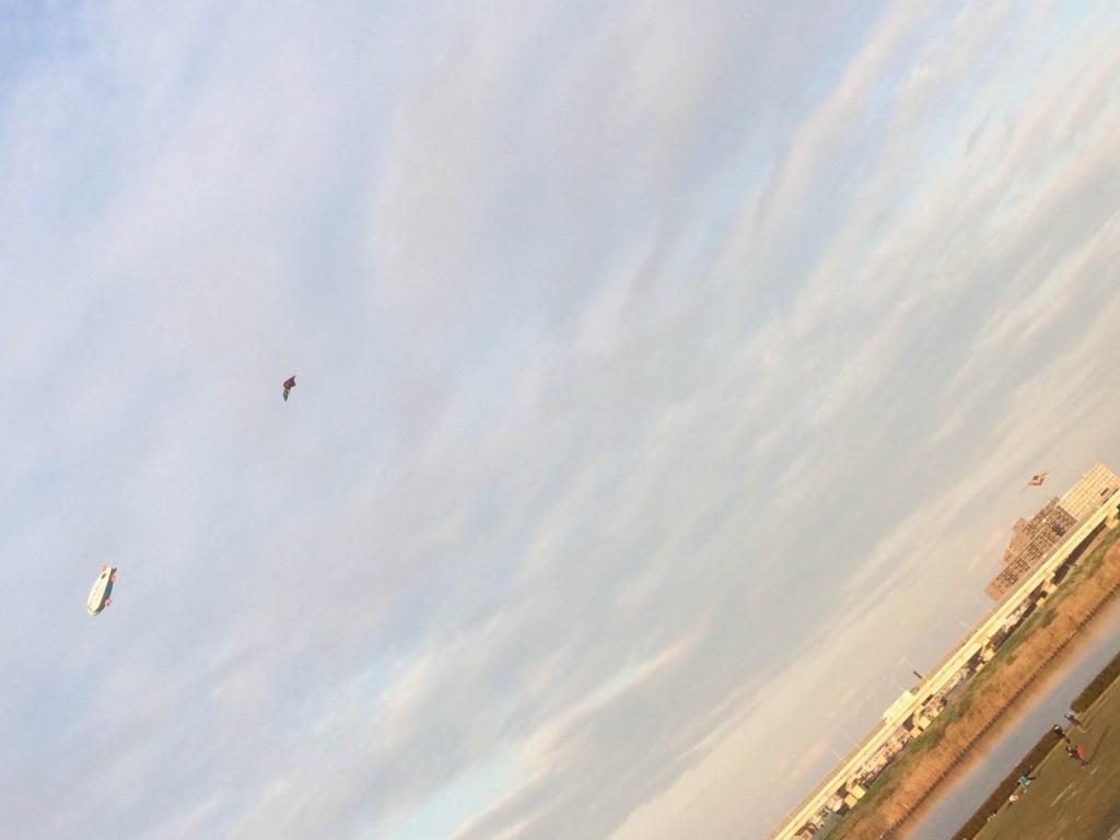 凧と飛行船(1)