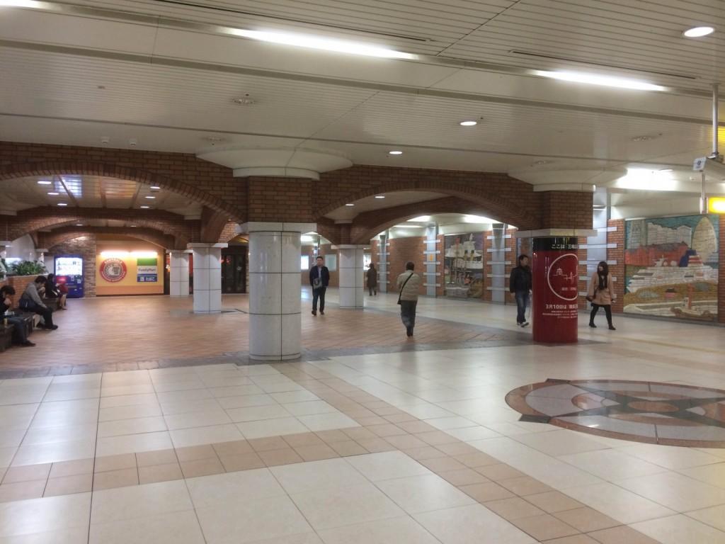 日本大通り駅(1)